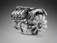 Nye V8-motorer