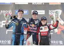 Prispallen Supercar RallyX Nordic