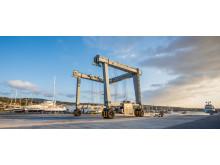 Hi-res image - Karpaz Gate Marina - The on-site Technical Centre at Karpaz Gate Marina