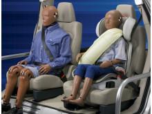 Fords nye sikkerhetsbelter øker sikkerheten ytterligere