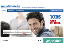 Gemeinsam mit stellenanzeigen.de gehen die Oldenburgische Volkszeitung und die Münsterländische Tageszeitung mit ihrem regionalen Online-Stellenmarkt om-stellen.de live.