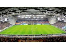 XtraGrass - hybridgräs, Gelredome Arena, Holland