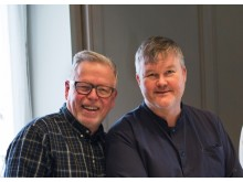 Mathias Dahlgren och Hans Naess