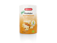 Friggs maiskaker Parmesan