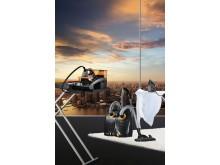 Siemens presenterar Extreme Power Collection – Kraftfulla designade hushållsprodukter för bästa städresultat