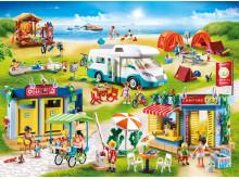 """Spielwelt """"Ferien auf dem Campingplatz"""""""