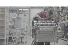 High res image - Cox Powertrain - Production begins