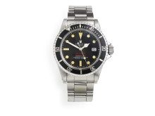 "Rolex, Model Sea-Dweller ""Double Red"""