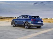 Audi e-tron quattro concept - static rear