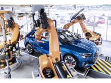 Audi fabrik