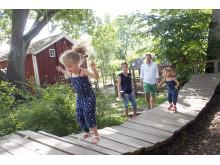 Lekhagen på Astrid Lindgrens Näs