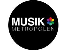 Musikmetropolen logo
