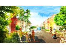 Rätt analys i rätt skede – Sweco tar fram strategisk analysmetod för stadsutveckling.