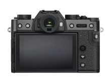 FUJIFILM X-T30 black back