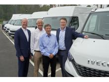 Lidbil i Vara är ny återförsäljare för Iveco.