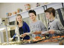 Vallens miljöskola finalist i Arla Guldko 2014