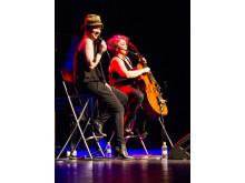 Lise & Gertrud på Vallentuna Teater