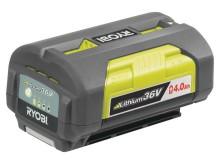 Ryobi 36 volt Lithium+ batteri BPL3640 - 4,0 Ah
