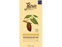 Patric Chocolate Madagascar 75%