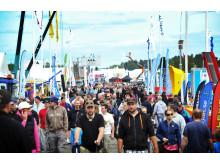 26 475 besökare på MaskinExpos nypremiär på STOXA 2012.