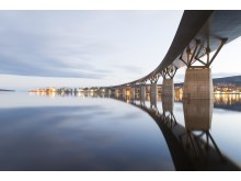 NOMINATED ROAD AND RAILWAY BRIDGES: Sundsvallsbron