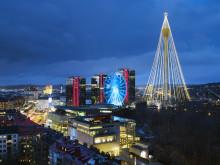 Nytårsfejring i Göteborg