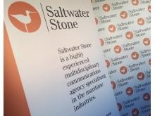 Saltwater Stone - Branding