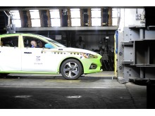 Sikkerhedsteknologi i den nye Ford Focus