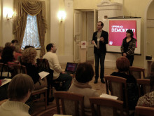 Konferens i Petrozavodsk