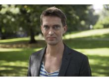 Anders Johansson är mottagare av Göteborgs Stads Litteraturpris 2016