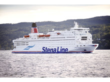 Stena Saga, ruten Oslo - Frederikshavn