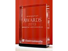 Elektroskandia Energismart Awards 2013
