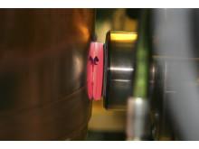 Friction stir welding - Friktionsomrörningssvetsning på Kapsellaboratoriet