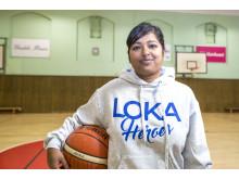 PRESSBILD 1: Loka Heroes Shamima Mitu