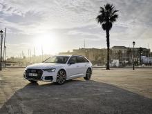 Audi A6 och A6 Avant lanseras nu som laddhybrider