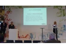 Återvinningsgalan 2014: Eklatering av finalister på Elmia Avfall & Återvinning 30/9