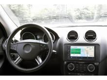 Sony garantit un parfait contrôle avec un système audio embarqué intuitif