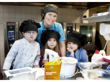 Lekbackens förskola finalist i Arla Guldkon 2014