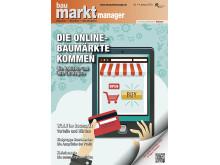 baumarktmanager ist das Marketingmagazin der Do-it-yourself-Branche für Deutschland und Europa.