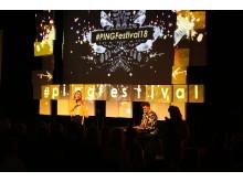 PING Festival on Pohjois-Euroopan johtava vaikuttajamarkkinoinnin asiantuntijatapahtuma