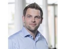 Frederik Stage Olsen, Salg og Marketingsdirektør, Berendsen
