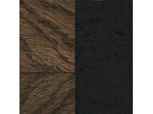 Osmo 3590 Svart, transparent och intensiv på ek