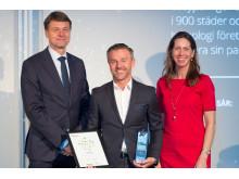EasyPark - 2019 Sweden's Best Managed Companies