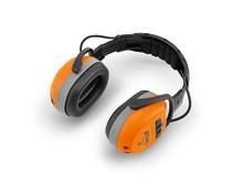 Mångsidigt hörselskydd som kan används med Smartphone