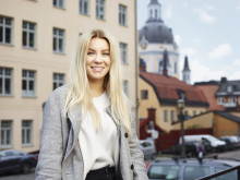 Therése Lindgren. Foto: Magnus Selander