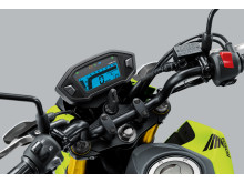 Honda MSX125 Instrument