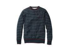 Musto Stripe KnitNavy