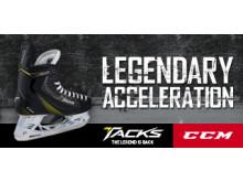 CCM Tacks Skate