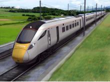 Class 800/801 train