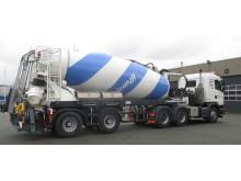 Nye betontrækkere til Unicon